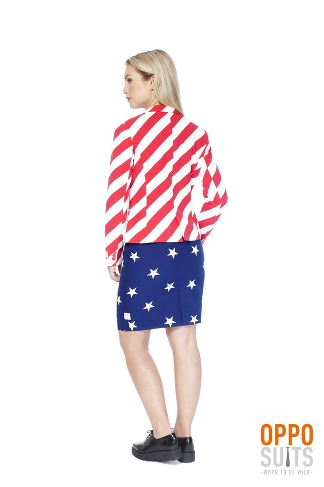 Opposuits American Woman
