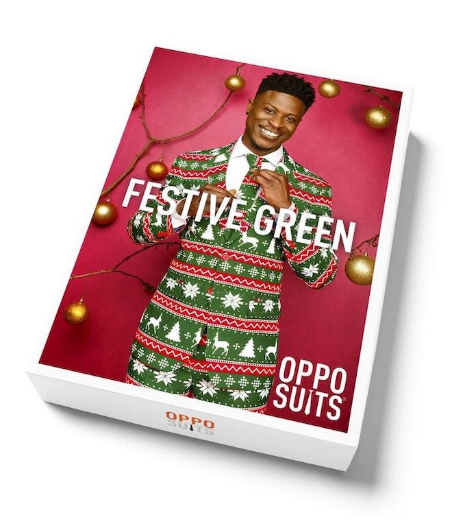 Opposuits Festive Green