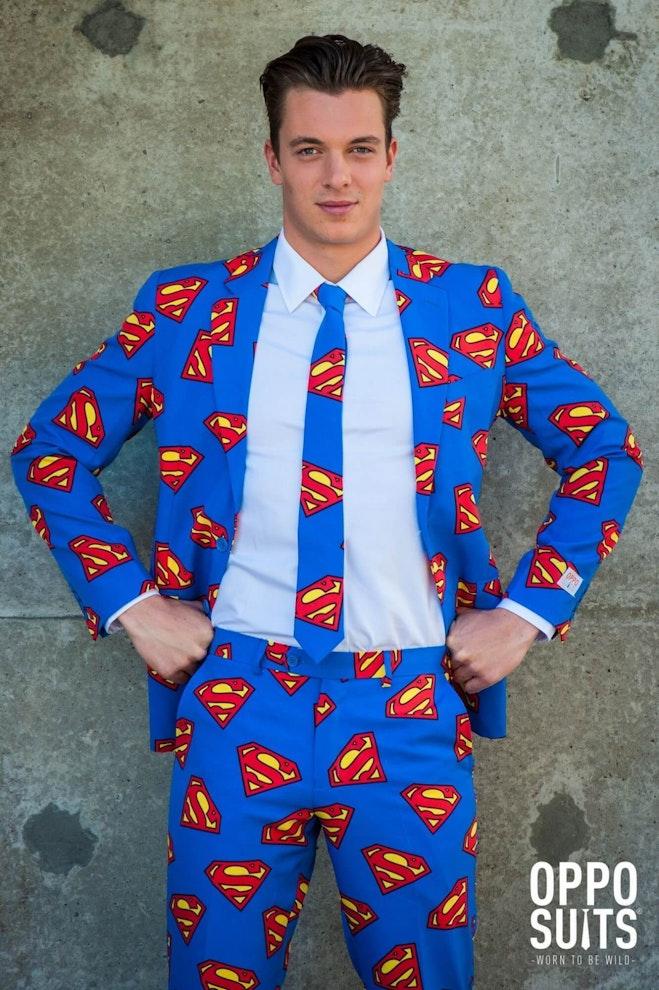 opposuits Superman