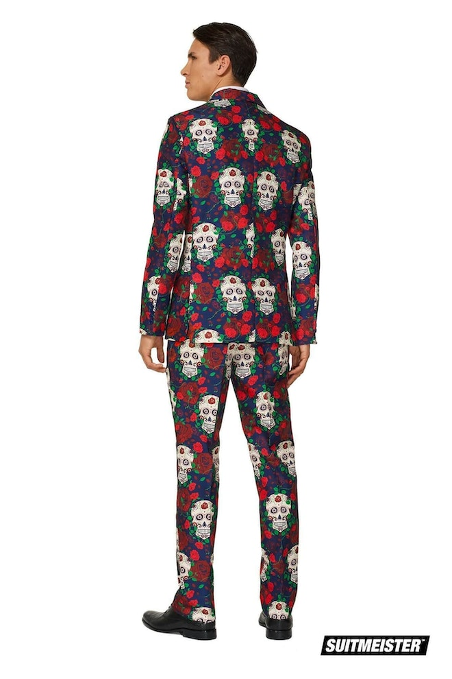Opposuits Skulls Blood