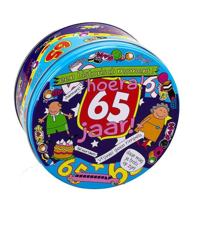 Snoeptrommel - 65 jaar