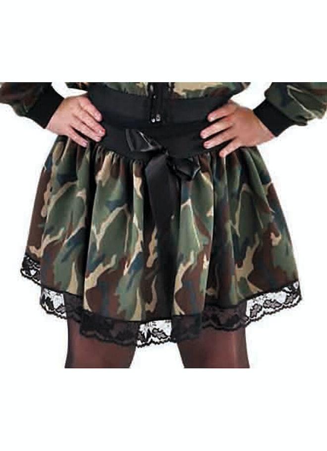 Rok camouflage 1160 1600