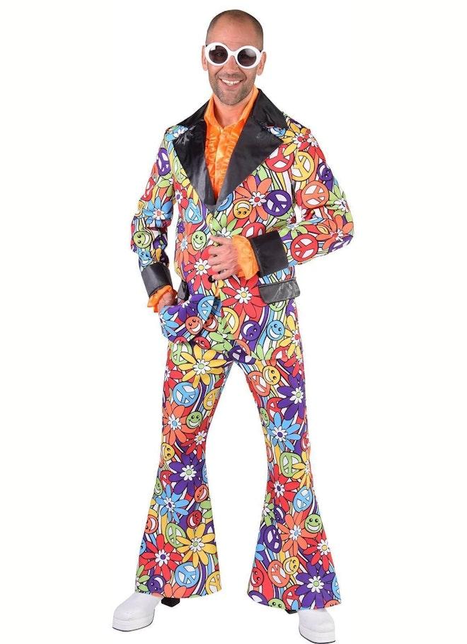 Hippie suit, Hippy smile 1160 1600