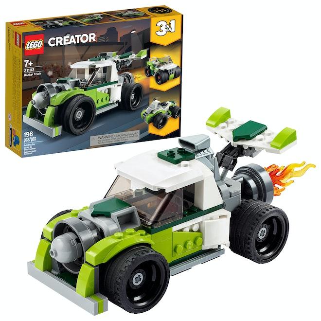 LEGO® Creator 31103 Raketwagen OP=OP 3500 3500