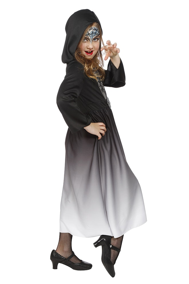 Halloween jurk met capuchon 800 1200