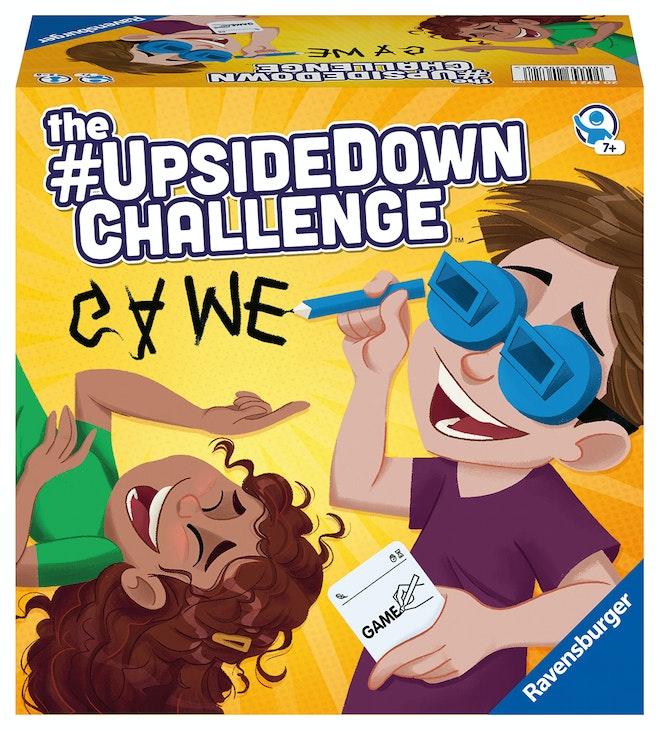 Ravensburger Upside down challenge game 1157 1282
