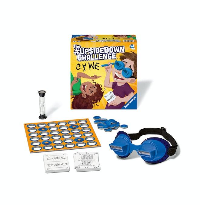 Ravensburger Upside down challenge game 1200 1226