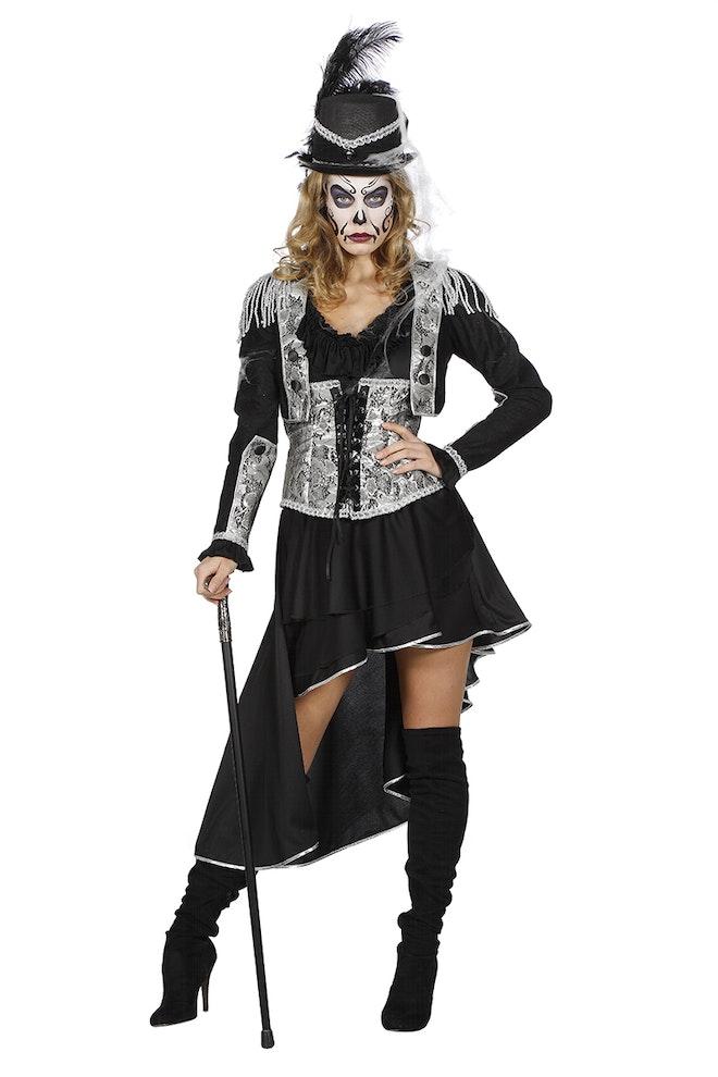 Pirate/Voodoo zwart zilver 800 1200