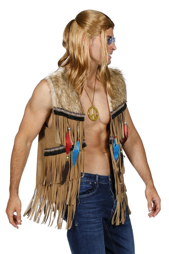 Vest indiaan/hippy 800 1200