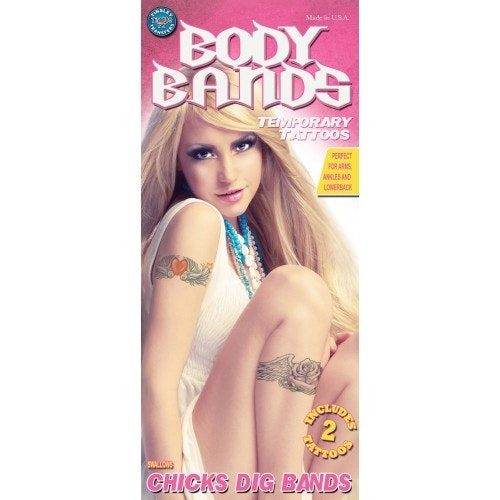 Tattoo Body bands swallows 500 500