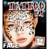 Face tattoo cheetah face - Product thumbnail