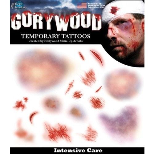 Tattoo Trauma intensive care 500 500