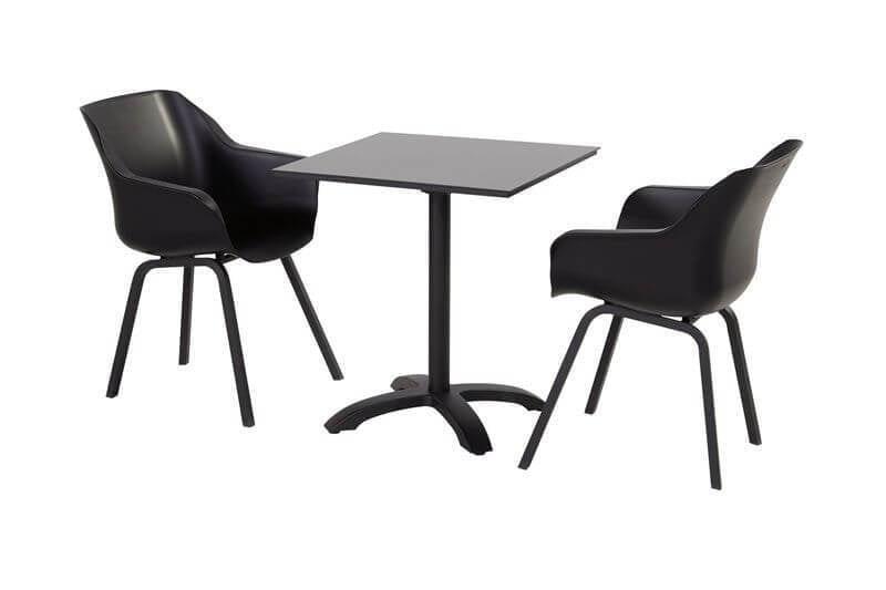 Hartman Sophie Element arm chair Black
