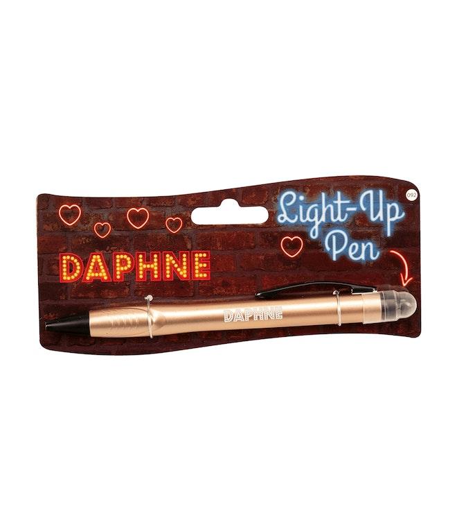 Light up pen - Daphne 1000 1160
