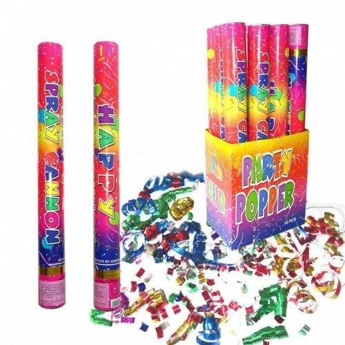 party popper 80 cm 500 500