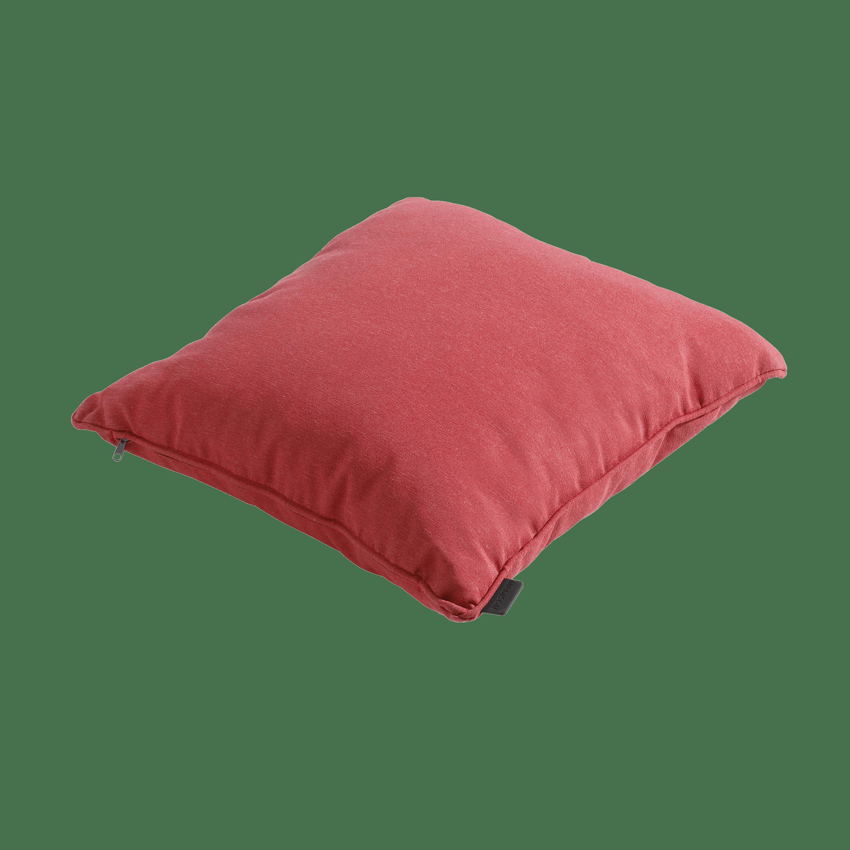 Madison sierkussen 45 x 45 brick red piping Panama brick red online kopen