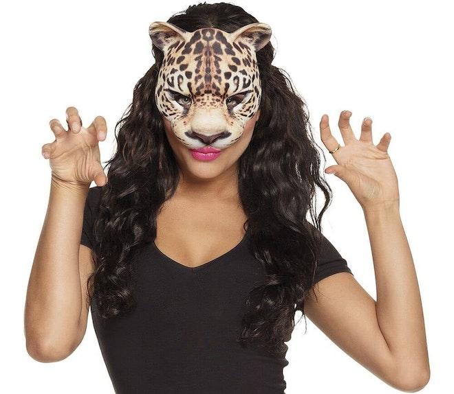 Luipaard masker 1000 869