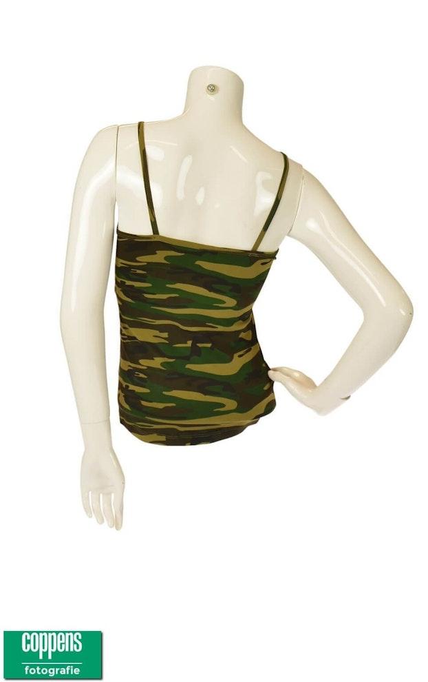 Spaghetti top camouflage 965 1536