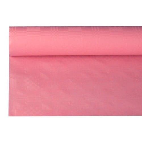 Tafelkleed damast lichtroze 500 500