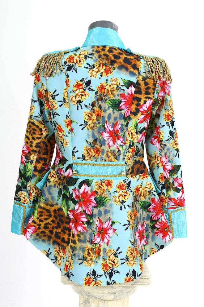 Panther flower mint jas 1667 2500
