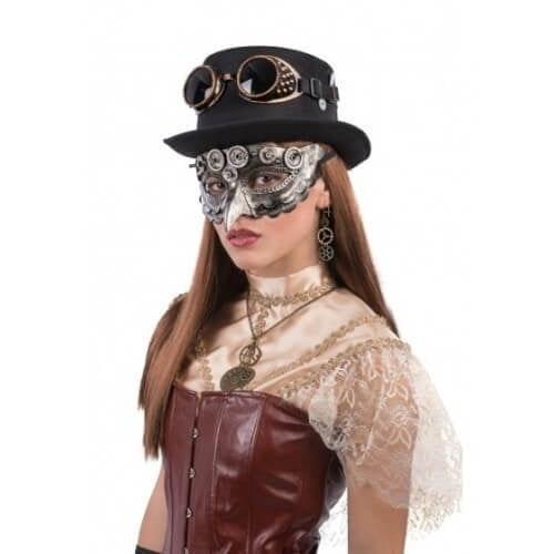 Steampunk masker 500 500