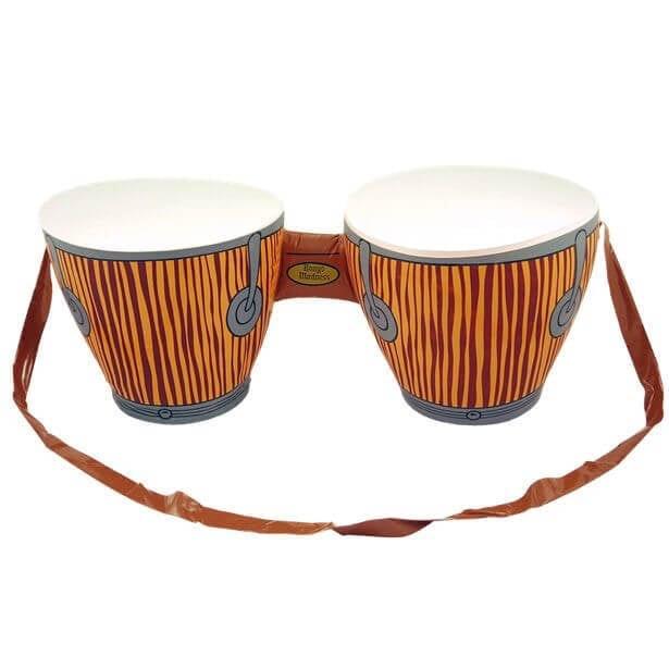 Opblaasbare bongo drums 615 615
