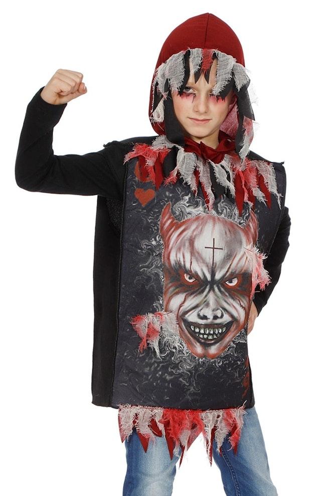 Hoody Scary devil 920 1380
