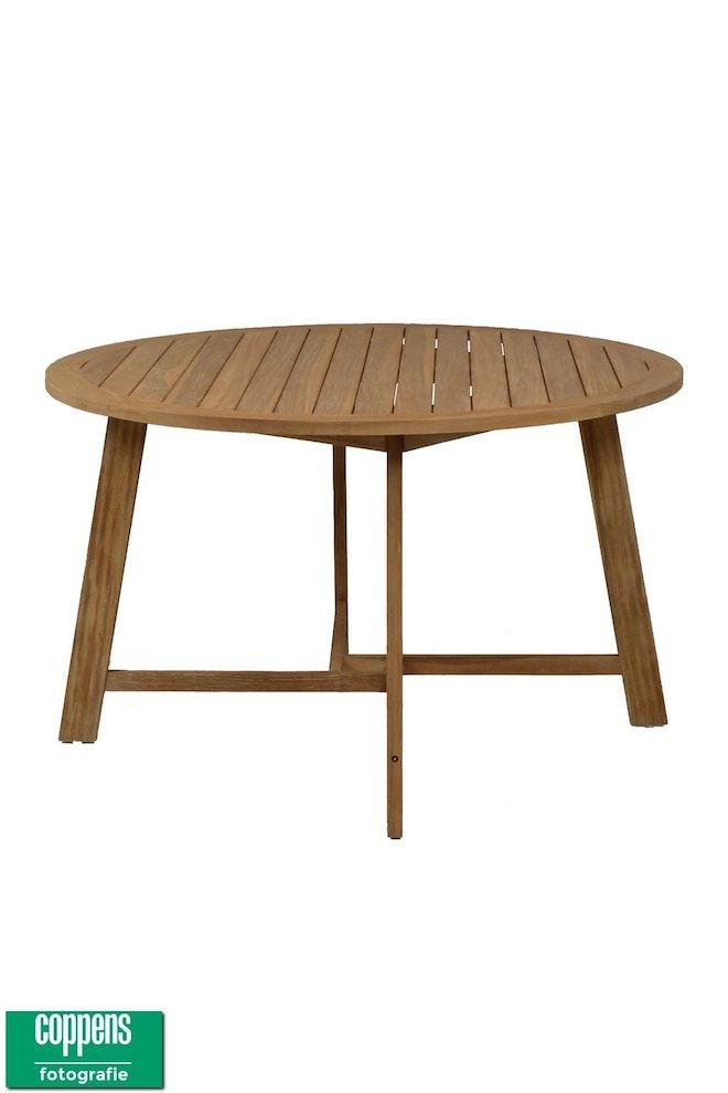 Teak tafel Alexander 130 cm rond 1024 1536