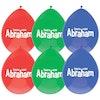 Abraham ballonnen 6 stuks - Product thumbnail