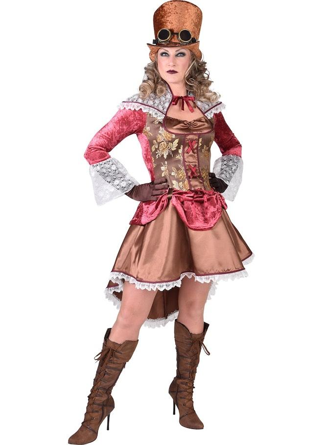 Burlesque jurk 1160 1600