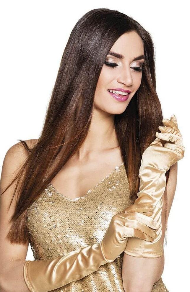 handschoenen goud 649 1000