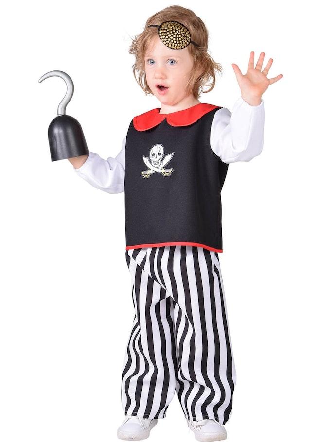 Baby piraat 1160 1600