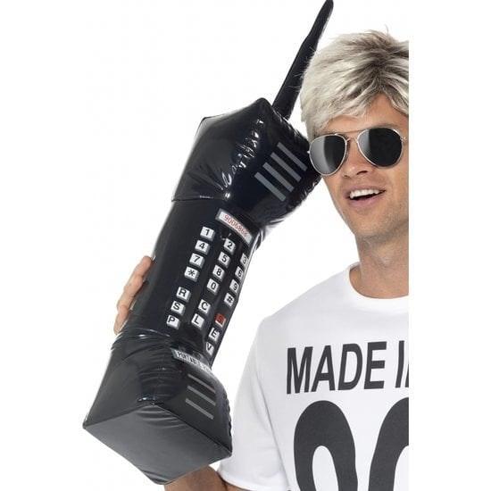 opblaasbaar mobieltje