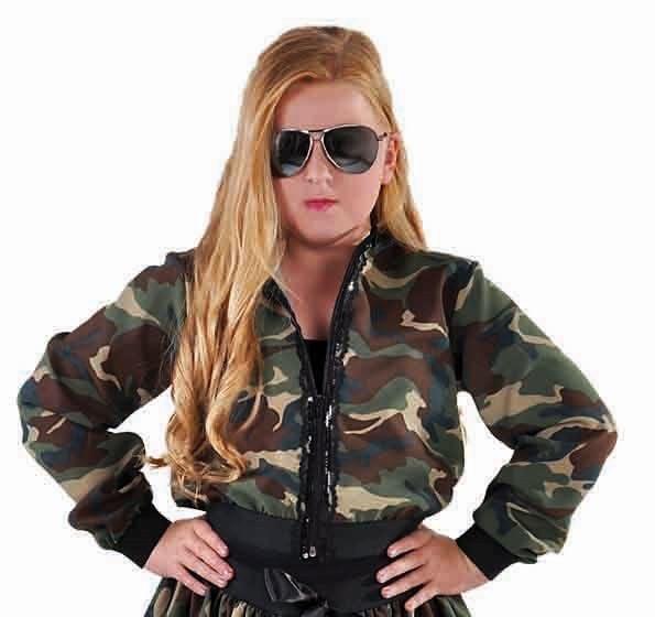 Jasje camouflage 595 560