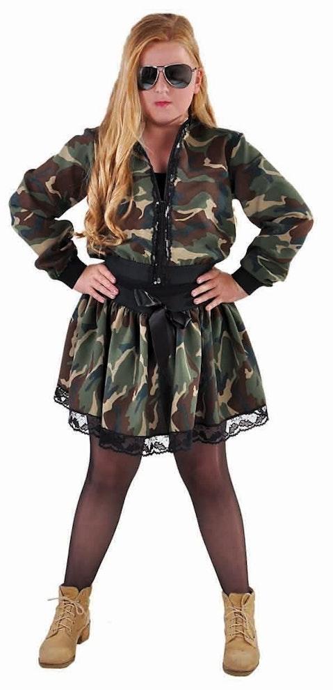 Jasje camouflage 595 1231