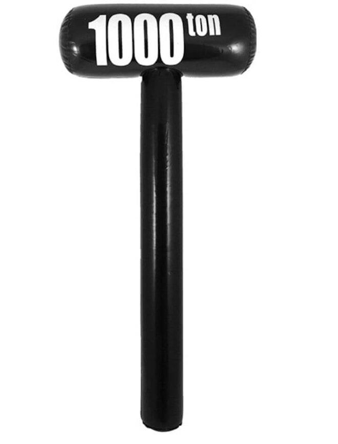 Opblaasbare hamer 718 942