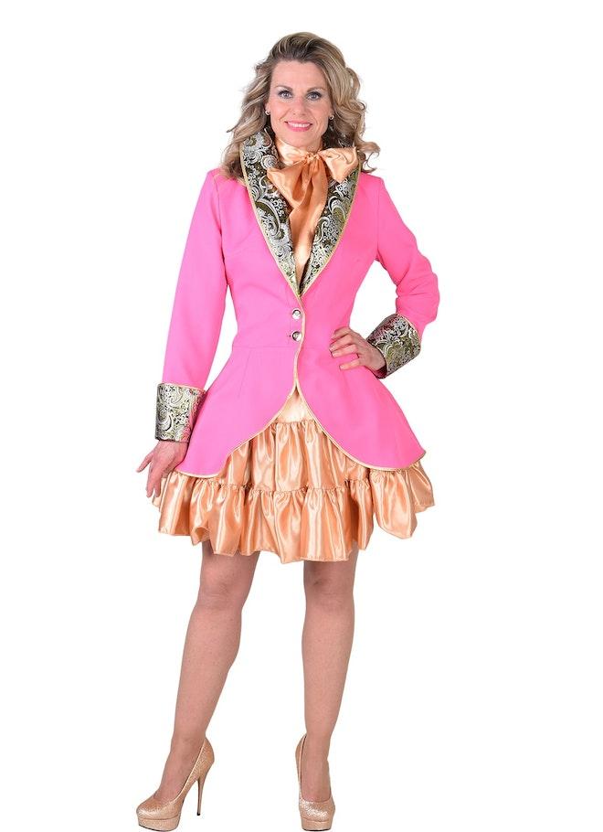 Damesjas pink 1160 1600
