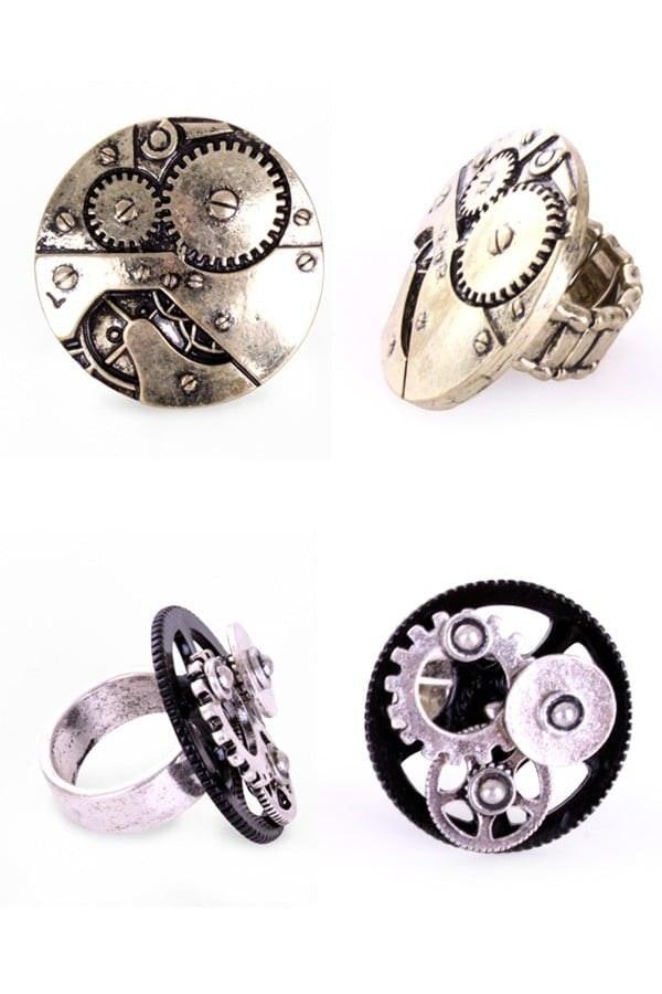 Ring Steampunk 600 900