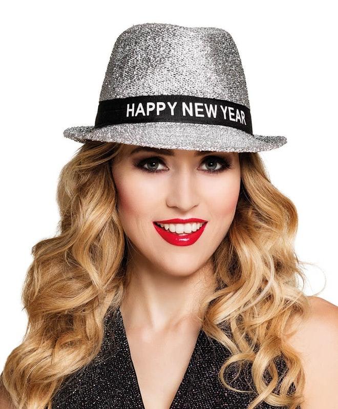 Happy new Year hoedje 827 1000
