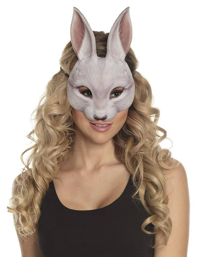Konijn masker 804 1000