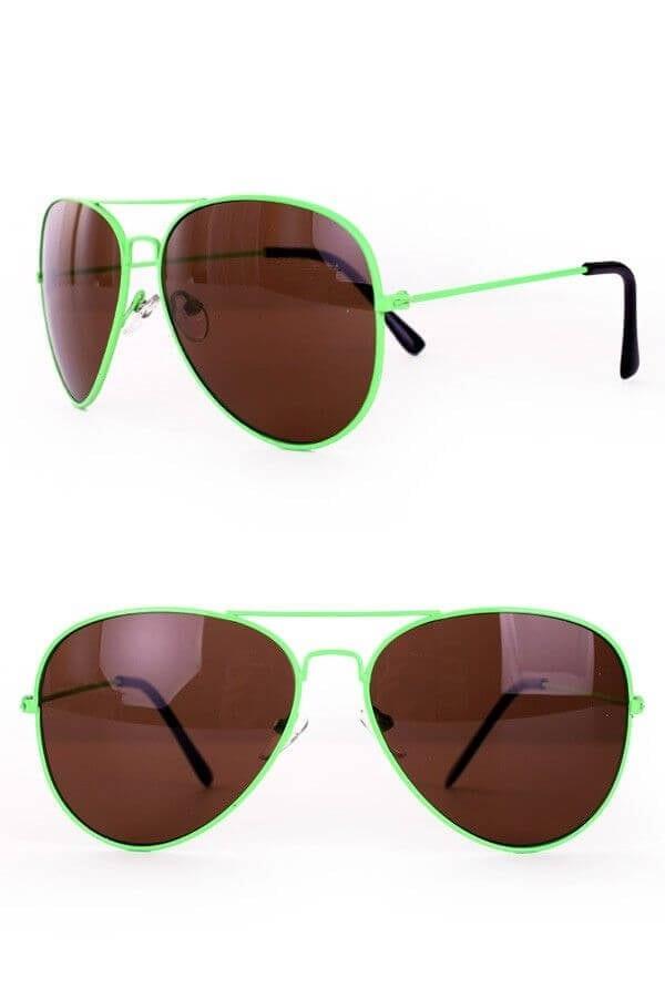 Zonnebril/ Pilotenbril 600 900