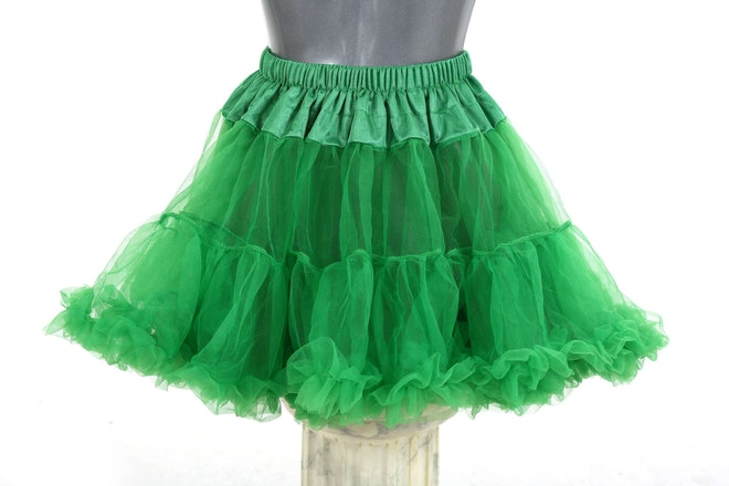 petticoat long groen 2500 1667