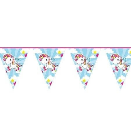 Vlaggenlijn unicorn 10mtr 450 450