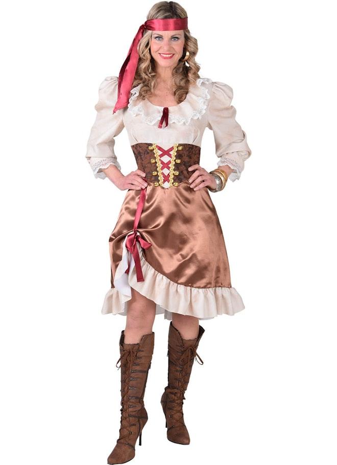Piraat dame op=op