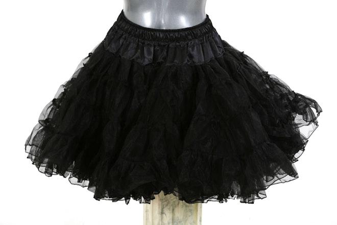 petticoat long zwart 2500 1667