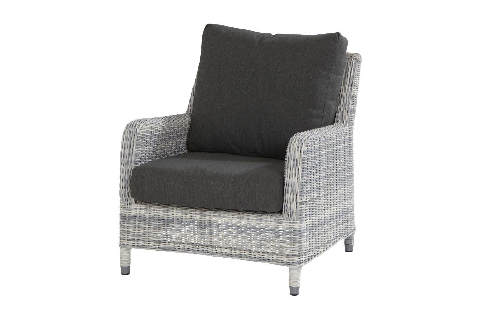 Indigo lounge stoel Ice 4SO