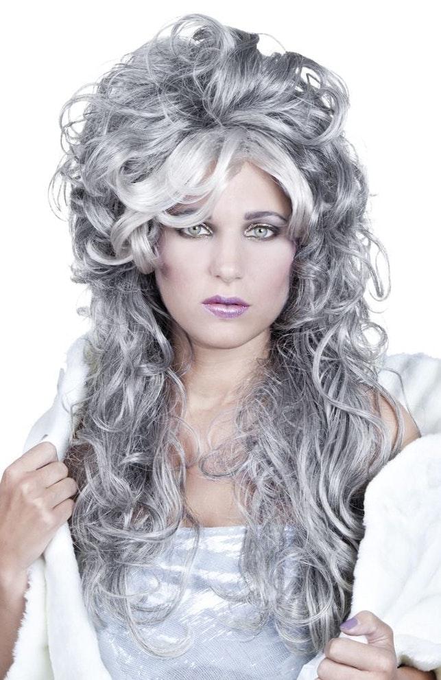 Ice queen pruik 649 1000