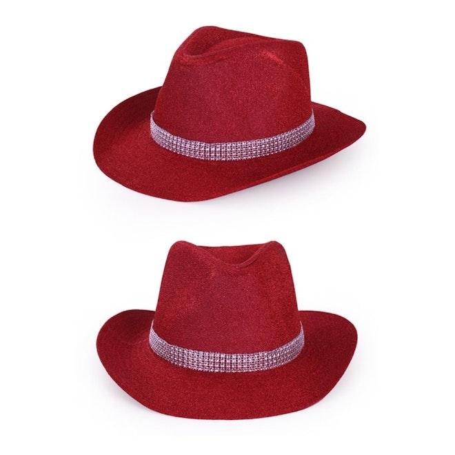 Cowboyhoed rood 1200 1200
