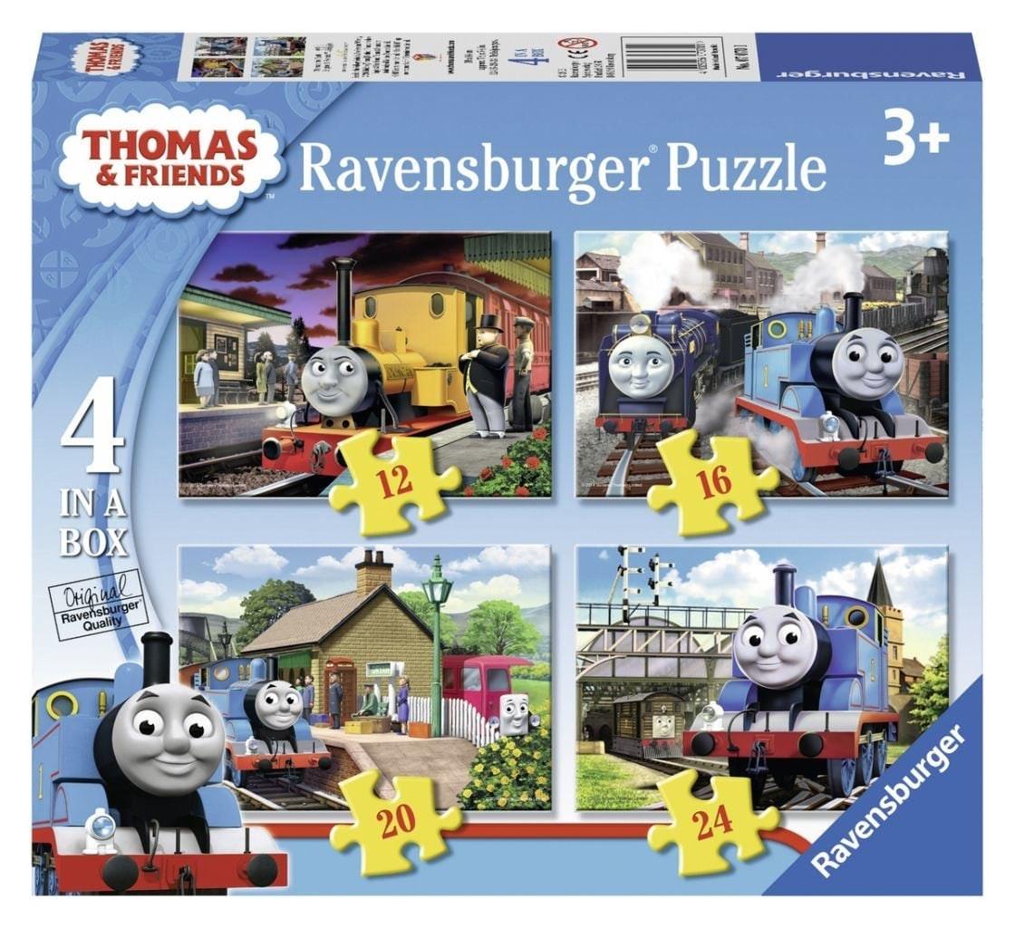 Ravensburger puzzel Thomas en vrienden