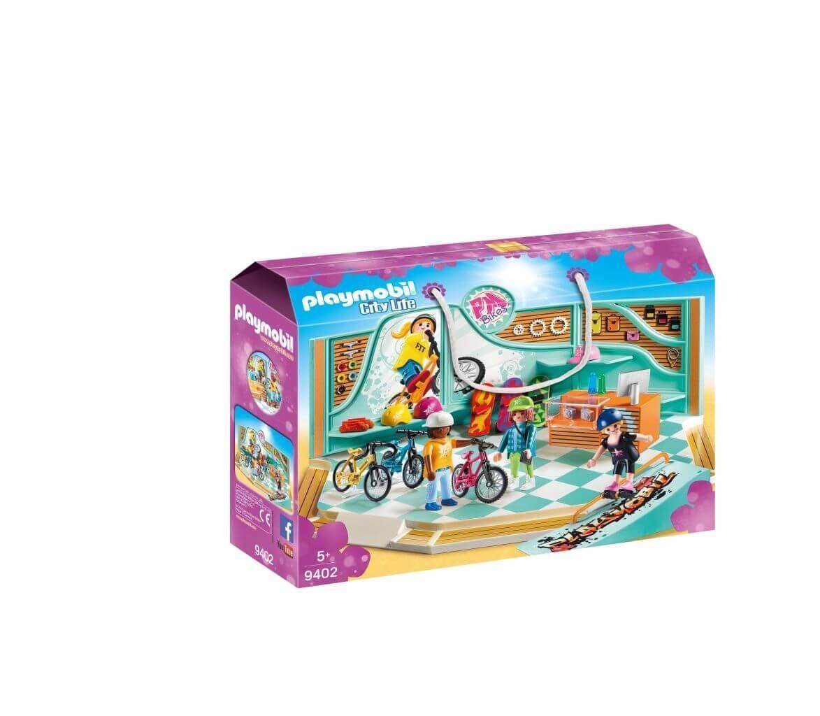Playmobil City Life 9402 Actie-avontuur speelgoedset